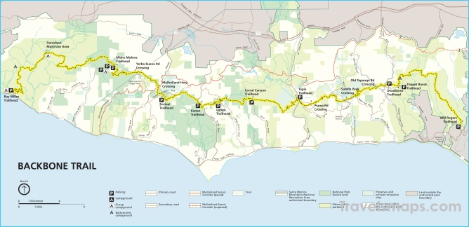 Decades in the Making, 67-Mile Backbone Trail to Be Completed in ...