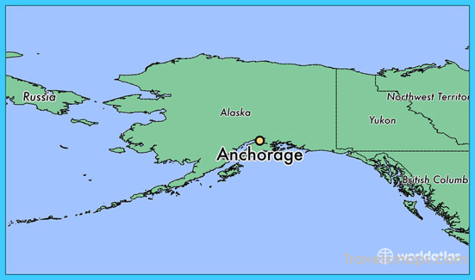 Where is Anchorage, AK? / Anchorage, Alaska Map