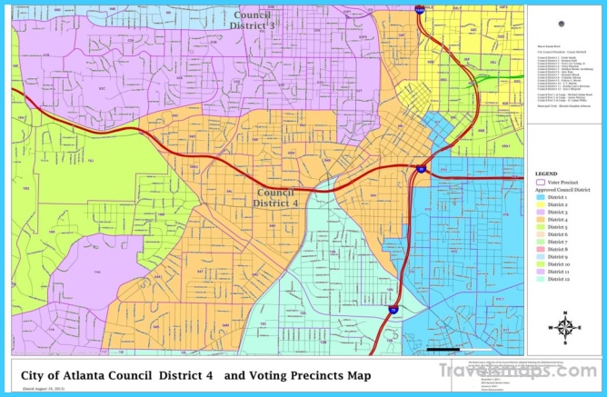 District Maps - Committee for a Better Atlanta
