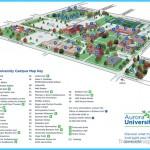 Aurora University Campus Map