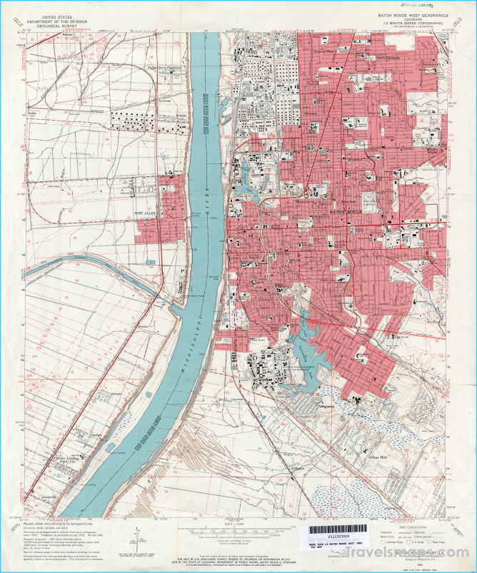 File:Baton Rouge Port Allen Map Louisiana