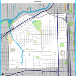 Neighborhood - Map of building projects, properties, and businesses