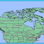 Where is Cambridge, ON? / Cambridge, Ontario Map