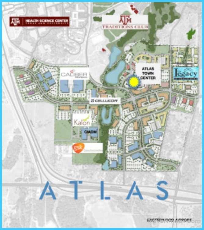 Woodlands Style Master Community Planned For Bryan-College Station