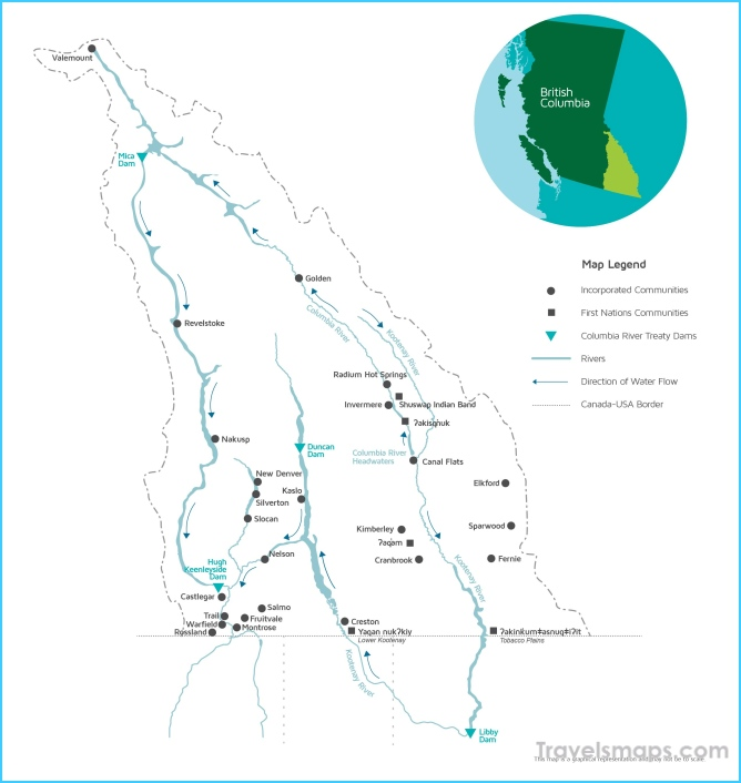 Columbia Basin Trust Region
