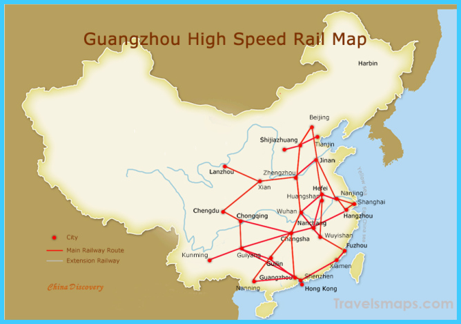 Where is Guangzhou China? - Guangzhou China Map - Map of Guangzhou ...
