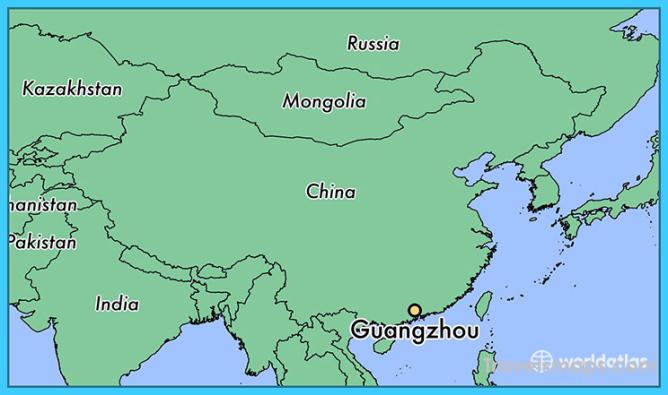guangzhou in china map Where Is Guangzhou China Guangzhou China Map Map Of Guangzhou guangzhou in china map
