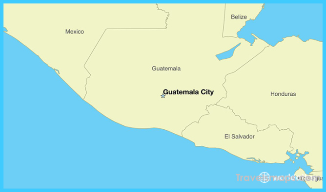 Where is Guatemala? / Where is Guatemala Located in The World