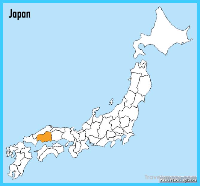 Hiroshima Map Of Japan.Where Is Hiroshima Japan Hiroshima Japan Map Map Of Hiroshima