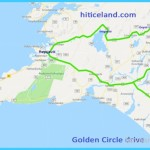 Golden Circle drive in Iceland