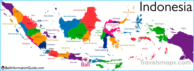 Where Is Indonesia Indonesia Map Map Of Indonesia