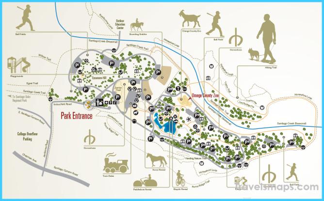 Where is Irvine? - Irvine Map - Map of Irvine - TravelsMaps ...