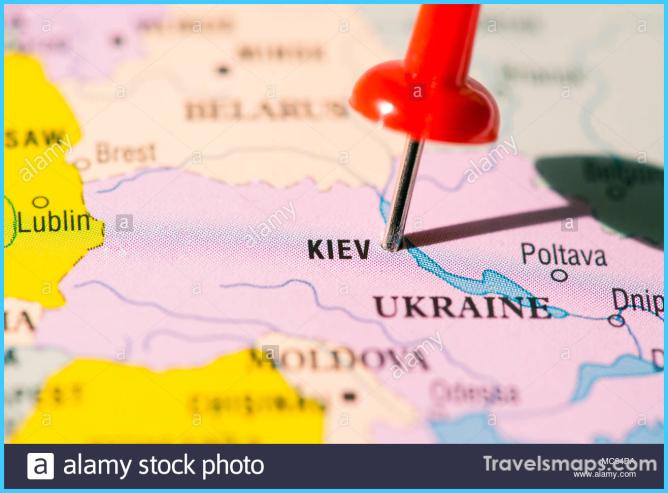 Where is Kiev Ukraine? - Kiev Ukraine Map - Map of Kiev Ukraine ...