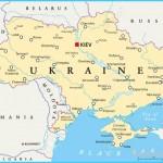 Kiev ukraine map - Map of Kiev ukraine (Ukraine)