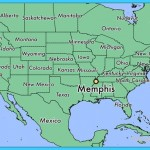 Where is Memphis, TN? / Memphis, Tennessee Map