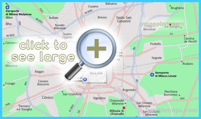 Where is Milan Italy? - Milan Italy Map - Map of Milan Italy ...