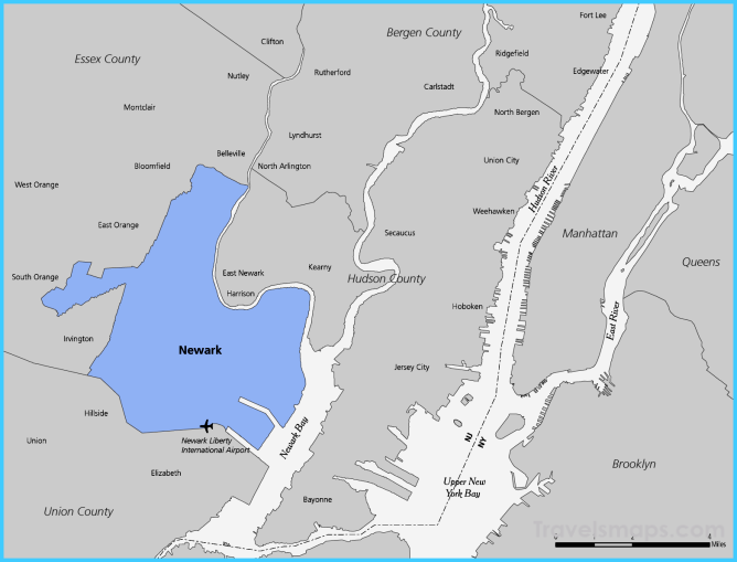 Maps of Newark – Believe in a Healthy Newark
