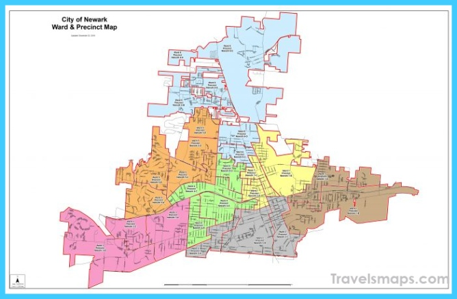 CITY OF NEWARK, OHIO | MAPS