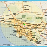 Pasadena California Us Map Map Of Pasadena California Image Gallery