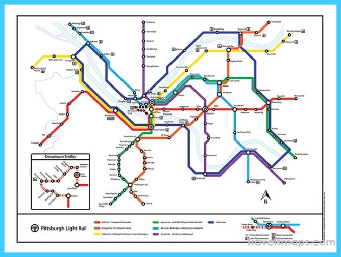 Former grad student's proposed transit map goes viral