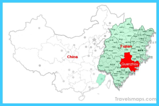 Where is Quanzhou China? - Quanzhou China Map - Map of