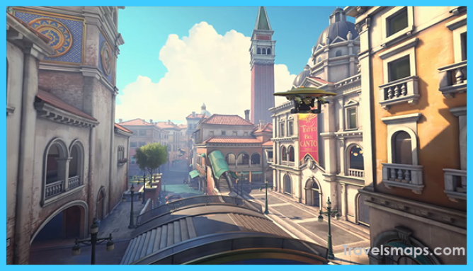 Overwatch's Rialto map is now live