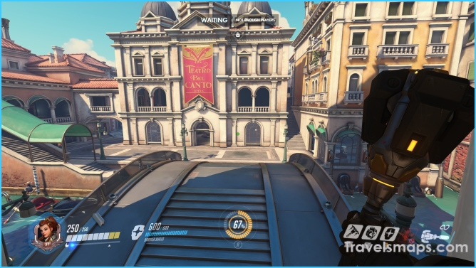How to crush your opponents on Overwatch's Rialto map