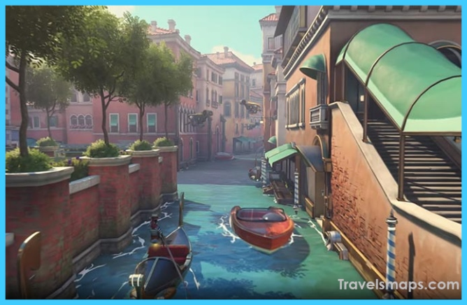 New Overwatch Escort Map: Rialto