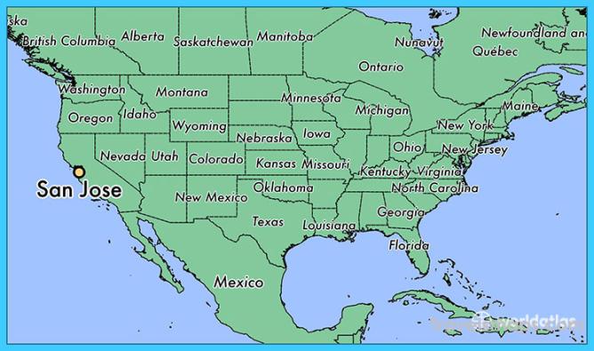 Where is San Jose, CA? / San Jose, California Map