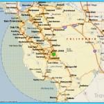 Sanjose Ca Htm Google Maps California Map San Jose California