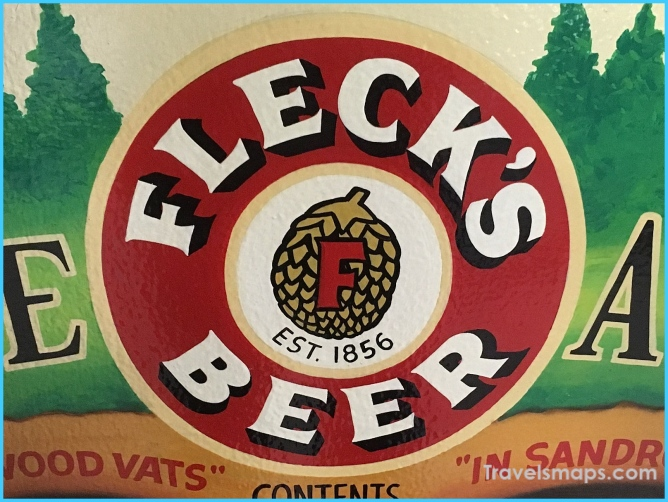 A Look Back: Fleck's Beer Sign, Rice County