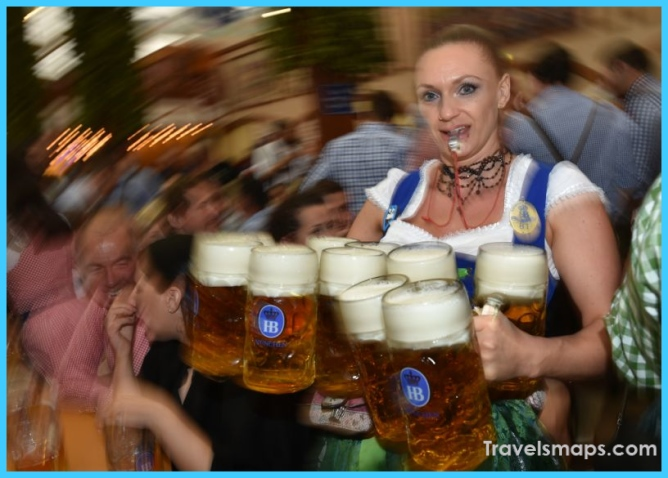 World's biggest beer festival Oktoberfest opens in Munich