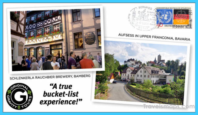 Munich and Bamberg Brewery Tours : The Ultimate Beer Trip - German