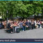 Germany Beer Garden Stock Photos & Germany Beer Garden Stock Images