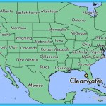 Where is Clearwater, FL? / Clearwater, Florida Map