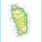 Maps of Dominica | Map Library | Maps of the World