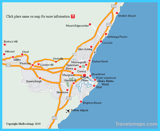 Natal South Africa Map.Where Is Durban South Africa Durban South Africa Map Map Of