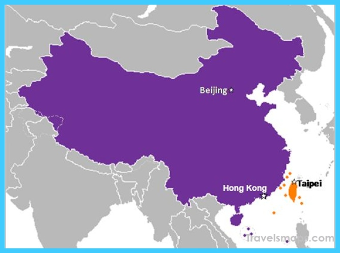 Hong Kong support for Taiwan independence