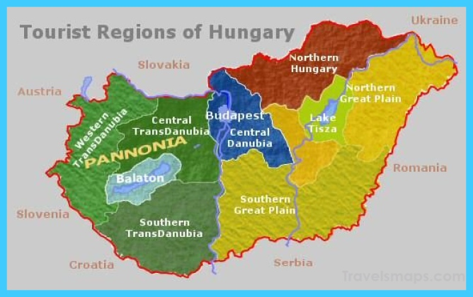 Current Hungary outline of areas of interest | Everything Hungarian