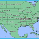 Where is Springfield, IL? / Springfield, Illinois Map