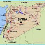 Maps of Syria | Map Library | Maps of the World