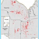 Tacoma Public Utilities Possible Gooseneck Locations