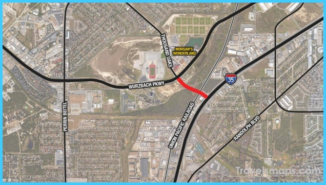 Stretch of Thousand Oaks Drive to be closed Thursday