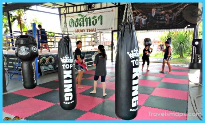 The  Best Muay Thai Gyms in Bangkok