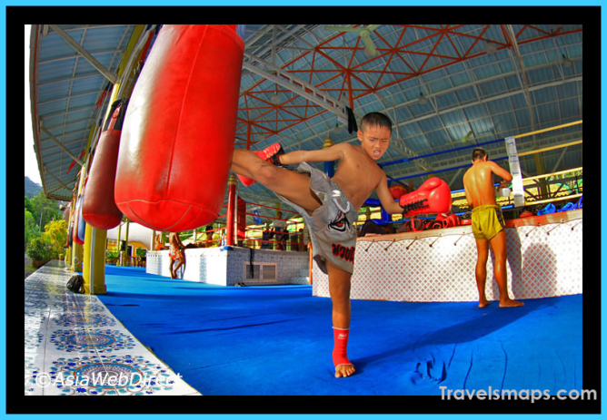 How to Find the Best Muay Thai Gym in Thailand