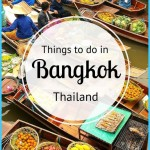City Guide - Best Things to Do in Bangkok Thailand