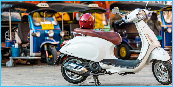 Hire a Scooter in Thailand With Confidence Using This Guide