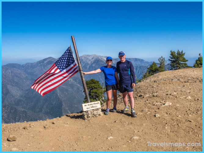 Hiking The PCT, Week  Northbound To Mile