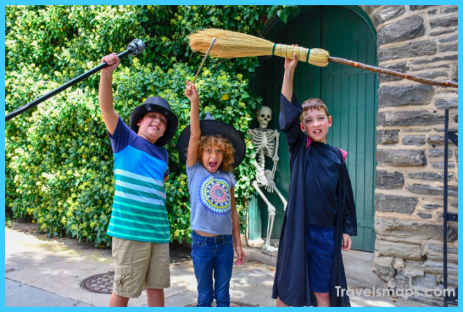 Date of the Witches & Wizards Festival