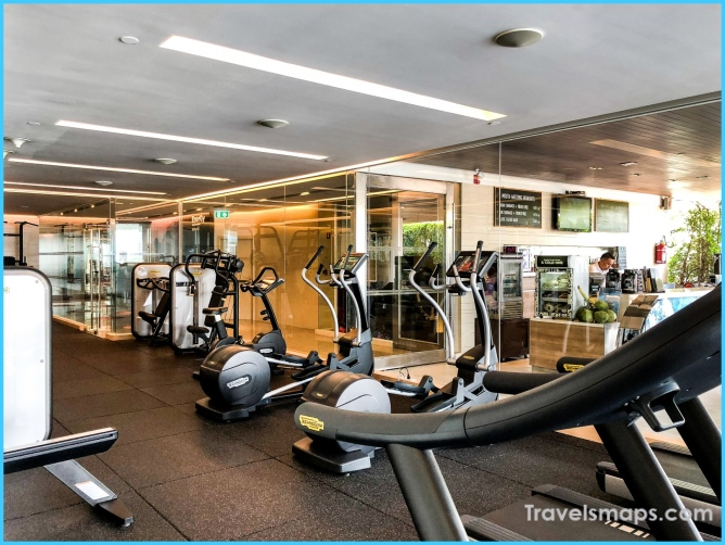 EnerGy Fitness Membership in Bangkok   Pullman Bangkok Hotel G